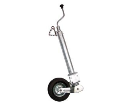 Jockey wheel automatic