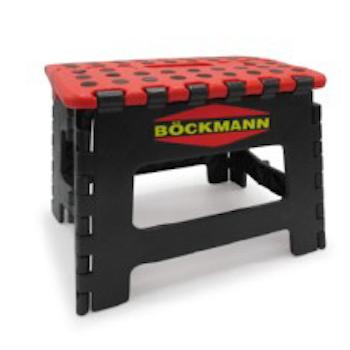 Plastic stool foldaway size L
