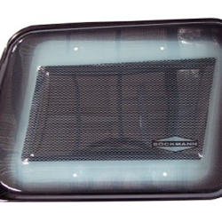 Securit window glass, left Böckmann 09