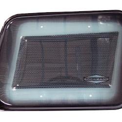 Securit window glass right Böckmann 09