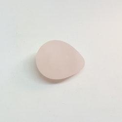 Rosenkvarts, stor droppe, 17x22 mm, pris/st!