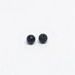 Onyx matt boll 6 mm