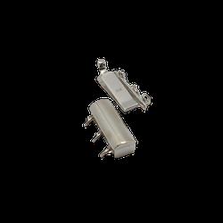 Silverlås för tre rader 18mm