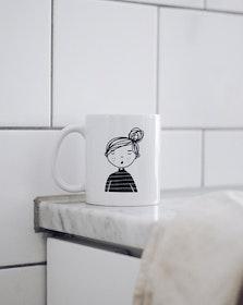 Need my coffee - mugg