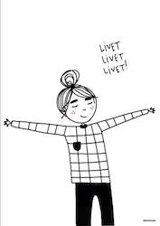 Livet!