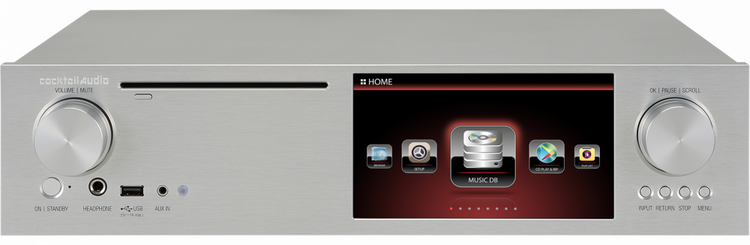 Cocktail Audio X35 Streamer