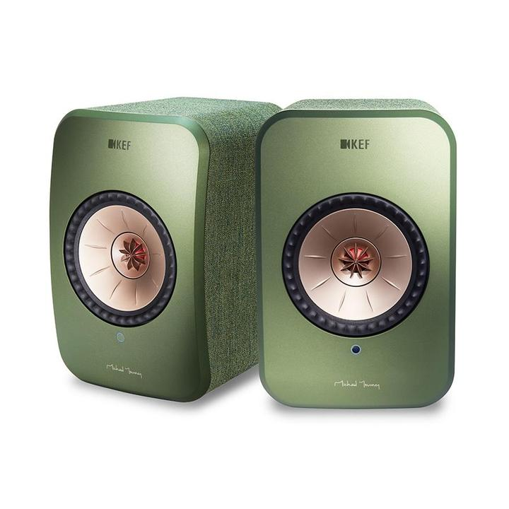 KEF LSX Hi-res support 24-bit/192kHz Streaming Apple AirPlay 2, Spotify Connect, Tidal, Roon Ready Bluetooth 4.2 with aptX