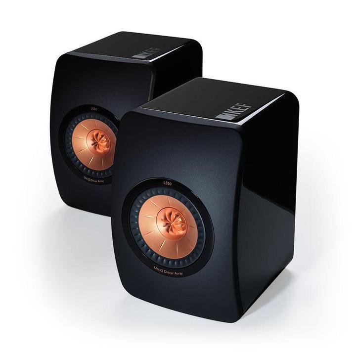 KEF Ls50 Stativhögtalare snyggaste högtalaren