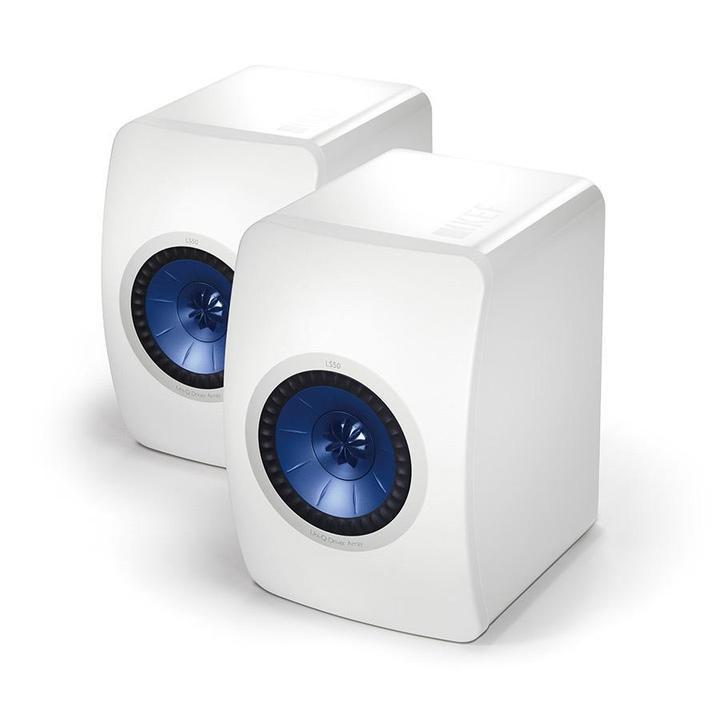 KEF LS50 ger dig en sann upplevelse, även i de minsta av utrymmen!. Kan nog dessutom vara en av de snyggaste högtalare som finns.