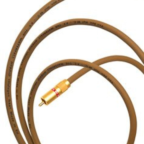 Van Den Hul The Waterfall Audio Cable Pair
