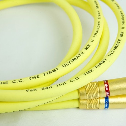 Van Den Hul The First Ultimate MKII Audio Cable Pair