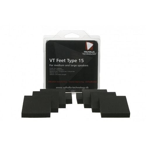Valhalla Technology VT Feet Type 15 Speaker feet type 15