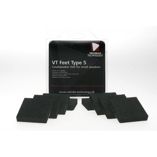 Valhalla Technology VT Feet Type 5