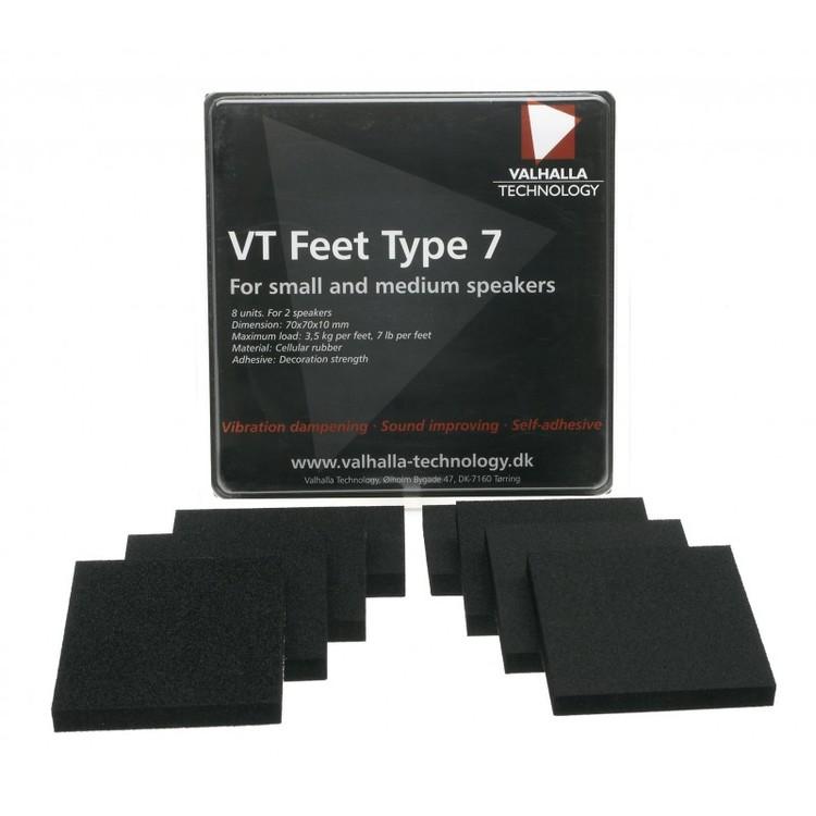 Valhalla Technology VT Feet Type 7