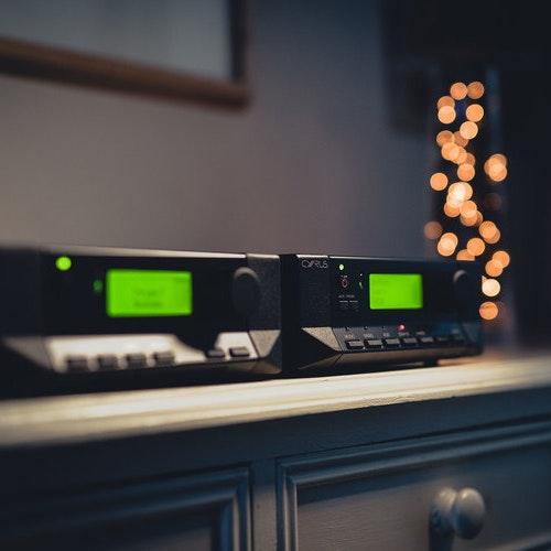 Cyrus Audio 8-2 Dac integrerad förstärkare