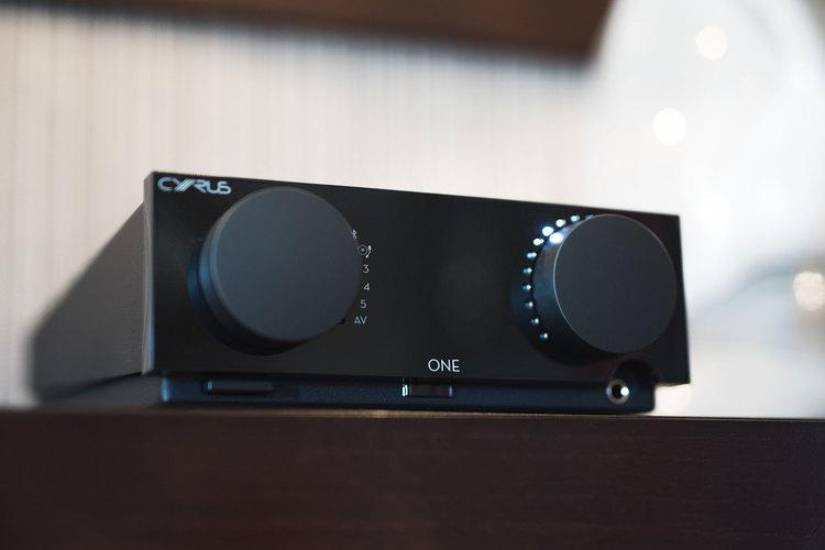 Cyrus Audio One integrerad förstärkare