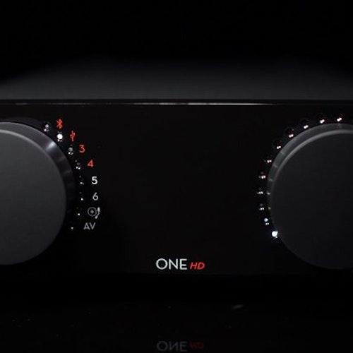 Cyrus Audio One HD integrerad förstärkare