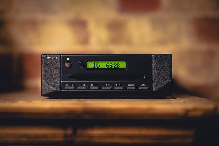 Cyrus Audio CDI CD spelare