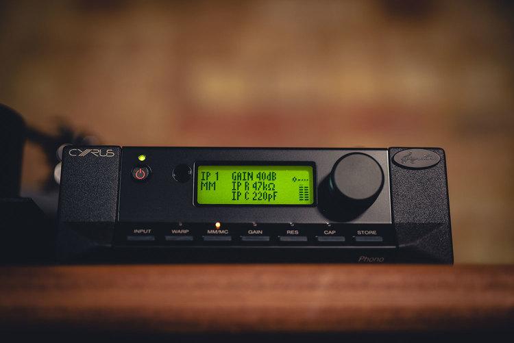 Cyrus Audio Phono Signature