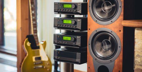 Cyrus Audio Stereo 200 slutsteg