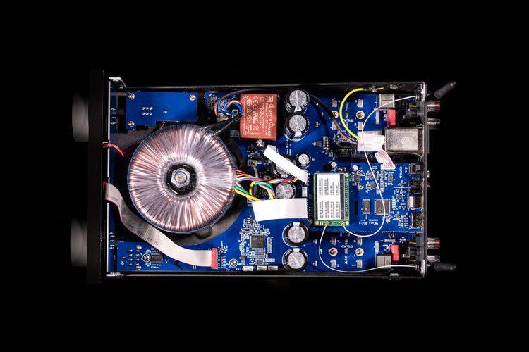 Cyrus Audio One cast system