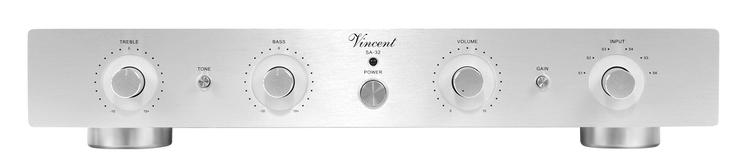 Vincent SA-32 Försteg