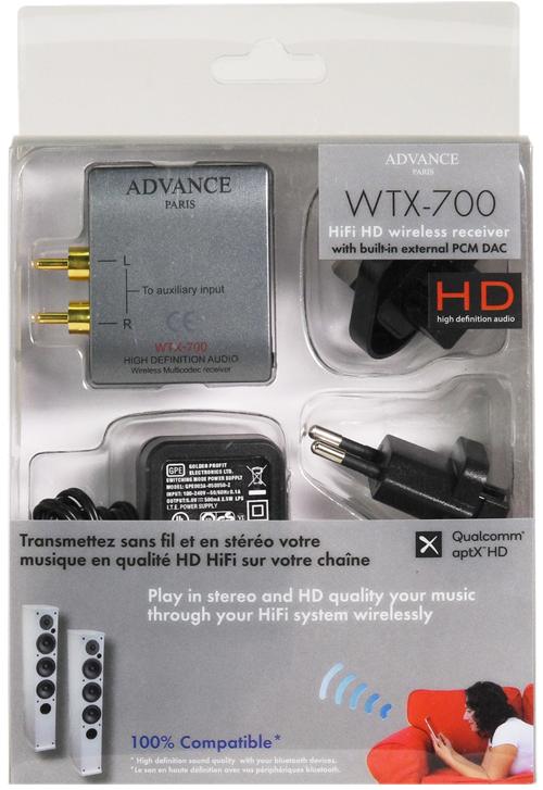 Advance Acoustic WTX 700 aptX HD