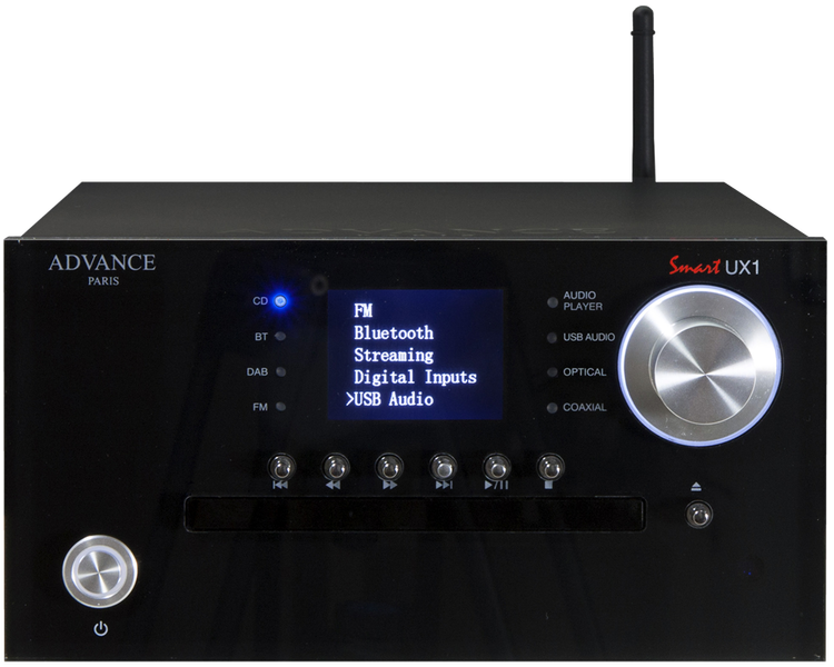 Advance Acoustic UX1 Streamer
