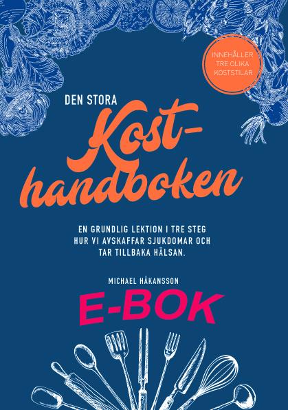 Kampanj! Den Stora Kosthandboken som E-bok