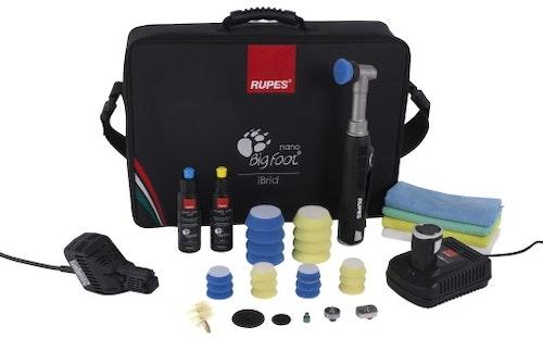Rupes DLX kit Nano iBrid lång hals