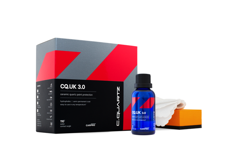 carpro CQuartz UK 3.0 Edition 30 ml kit