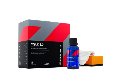 CQuartz UK 3.0 Edition: 30 ml kit