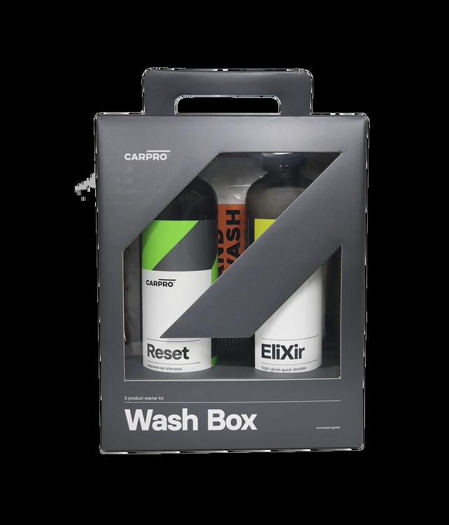 Washbox kit komplett