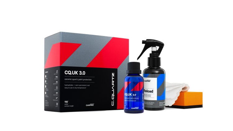 CQ UK Edition 50ml set