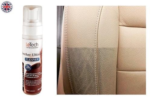 Leather Ultimate Cleaner Standard (Pigmenterat läder)