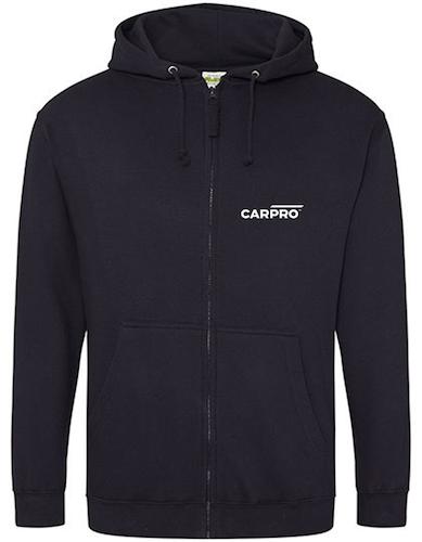 Carpro Zoodie (med dragkedja, tryck fram och bak)