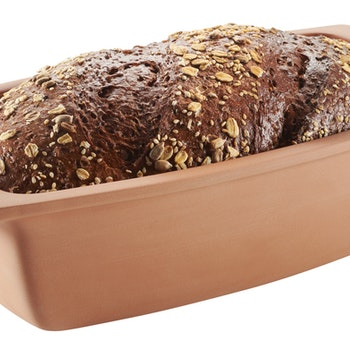 Römertopf Bröd och Bakform Avlång 32 cm. 2 liter Glaserad