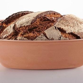 Römertopf Bröd och Bakform Avlång 35 cm 2,6 liter Glaserad