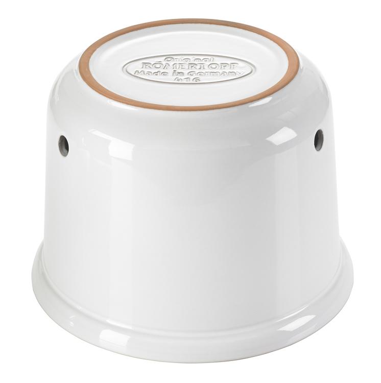 Römertopf Potatisgömma Potatiskruka Maxi Plus 3 kg Vit