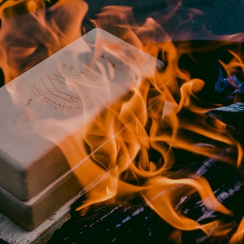 Römertopf Lafer BBQ  Brick BBQ-lergryta 1 person 0,8 kg 0,6 liter  Eldfast Glaserad