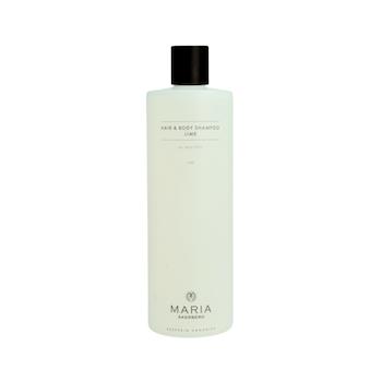Motverkar Fett hår Hair & Body Schampoo Lime - Maria Åkerberg