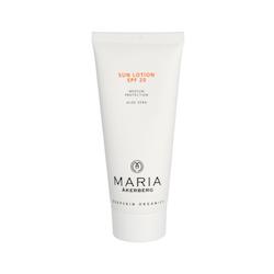 Sun lotion SPF 20 - Giftfritt solskydd - Maria Åkerberg 100 ml