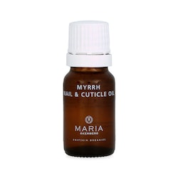 Myrrh Nail & Cuticle Oil - Nagelbandsolja - Maria Åkerberg 10ml