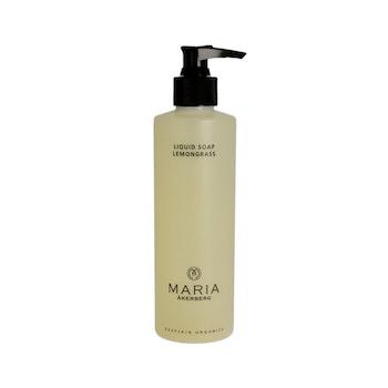 Liquid Soap Lemongrass - Flytande vårdande handtvål - Maria Åkerberg