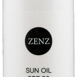 Sun Oil SPF 30 NO.95 Vanilla - Giftfritt solskydd - Zenz Organic 150 ml