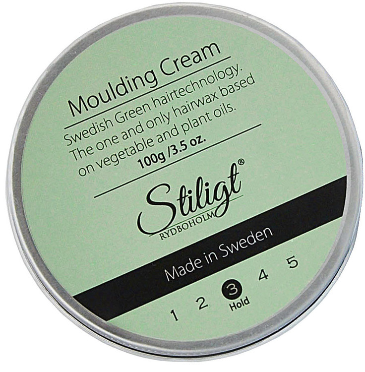 Moulding Creme - Medium Hold Hårvax - Stiligt 100ml
