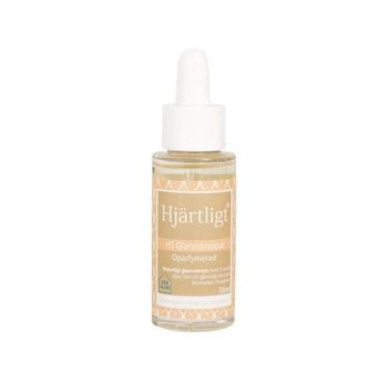 Glansdroppar - Vårdande hårolja - Hjärtligt 30ml