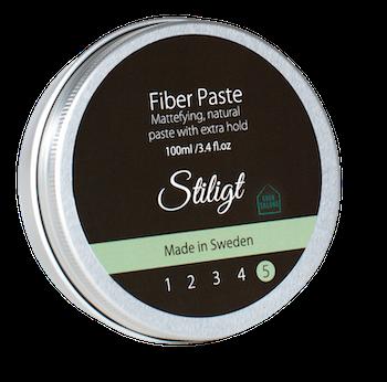 Fiber Paste - Matt, hårt vax - Stiligt 100 ml