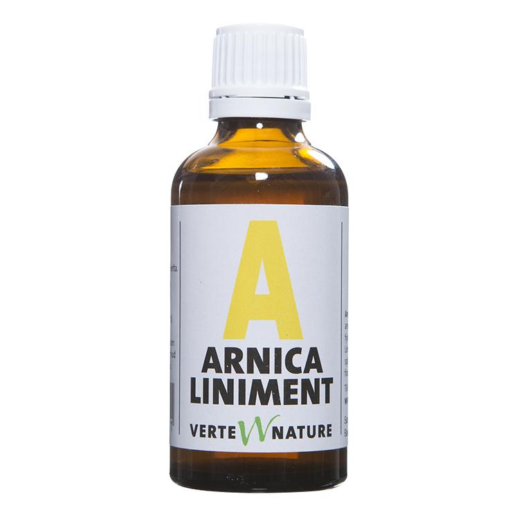 Arnica Liniment - Inflammationshämmande & lindrande - 50ml