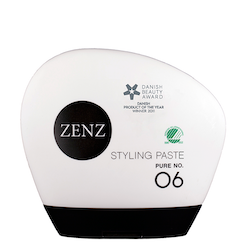 Pure Styling Paste no 06 - Hård stadga Vax - Zenz Organic 150 ml